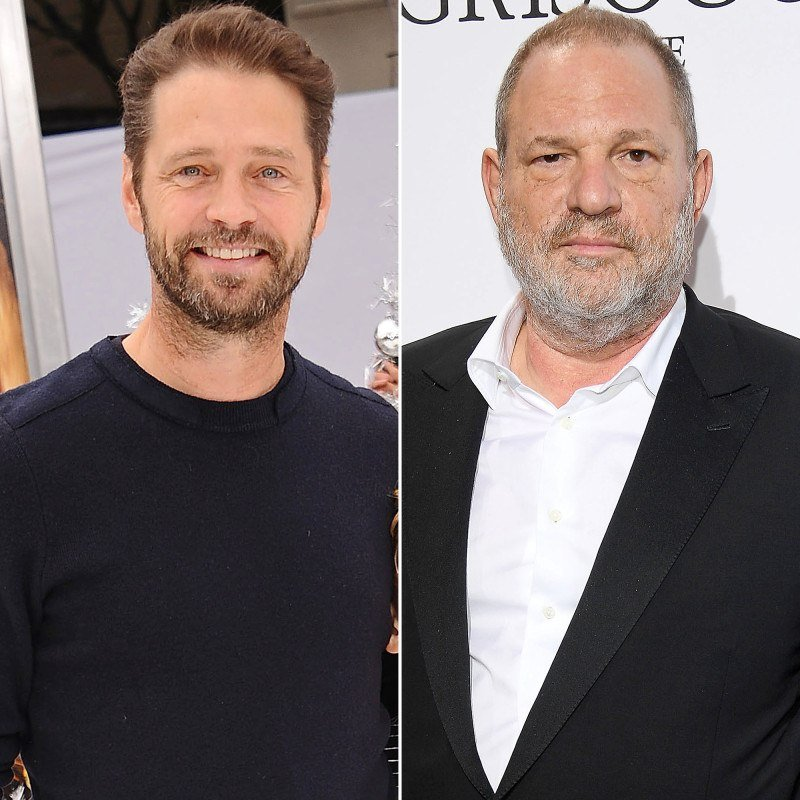 Jason Priestley Reveals He Punched Harvey Weinstein in the Face