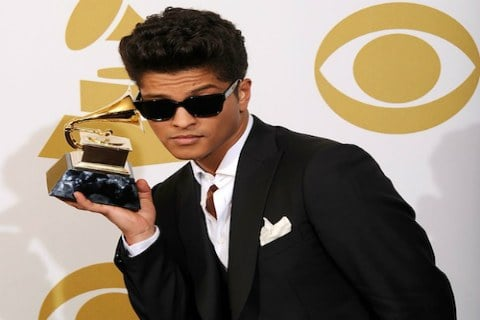 Grammys 2018: Bruno Mars Sweeps Top Prizes