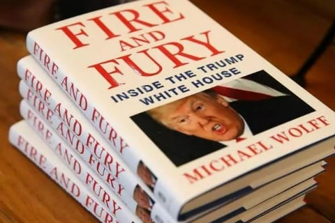 Donald Trump Beware: Fire and Fury to Become TV Series