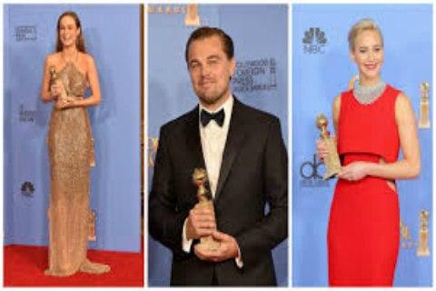 Golden Globes: The Winners List