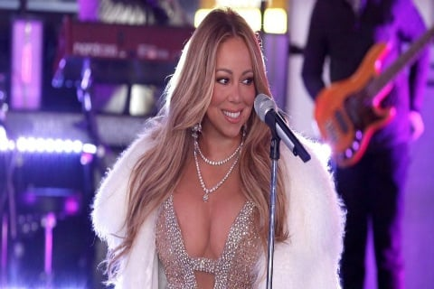 Redemption: Mariah Carey Puts Past Mistakes Behind Her on New Year's Eve