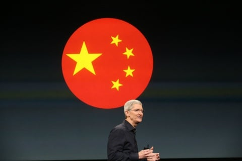 Apple under Criticism for Moving iCloud Data to Chinese Servers