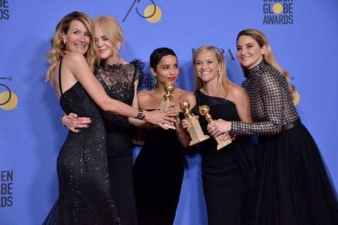 'Big Little Lies': Laura Dern, Zoe Kravitz and Shailene Woodley Return For Season 2