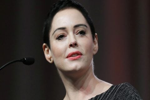 "Rose McGowan Hits out at Justin Timberlake, Calls Time's Up a ""PR Stunt"""