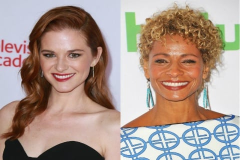 CBS Casts 'Grey's Anatomy' Sarah Drew and 'Daredevil' Michelle Hurd For ''Cagney and Lacey''