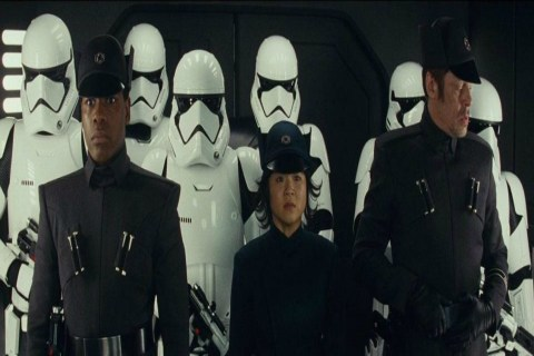 ''Star Wars: The Last Jedi'': Deleted Scene Features Prince Harry and Prince William as Storm Troopers