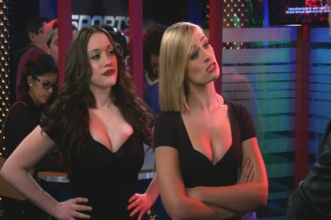 3 things You Don't Know about 2 Broke Girls
