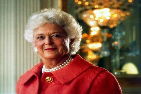Barbara Bush, Former First Lady and Mother of President, Declines Treatment