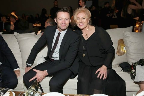 Hugh Jackman Tweets Tribute to Wife On 22nd Anniversary | fofy