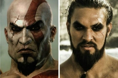 Jason Momoa: I'd Love to Play Kratos from 'God Of War' Game