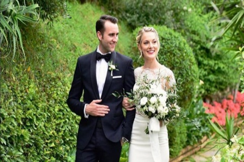 'Harry Potter' Star Matthew Lewis, AKA Neville Longbottom, Weds