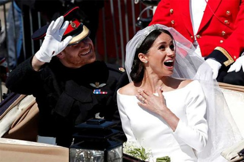 29 Million Americans Watched Harry and Meghan's Royal Wedding