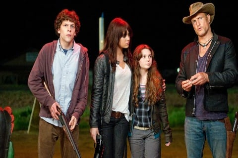 ''Zombieland 2'' Set for 2019 Release, Takes Up Original Cast
