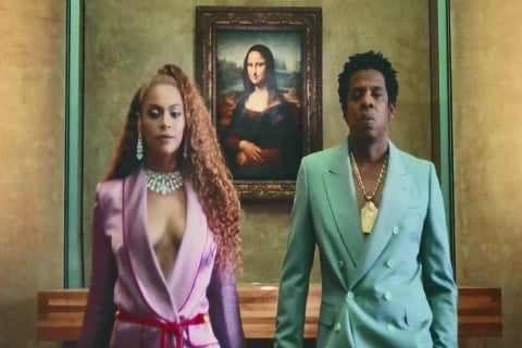 "Beyoncé and Jay-Z drop surprise Joint Album ""Everything Is Love"""