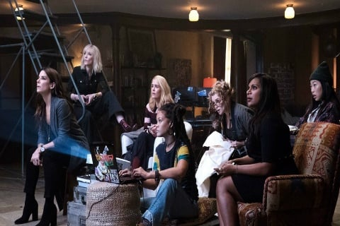 ''Ocean's 8'' Film Review: Good but Not Great