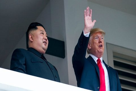 Donald Trump Nominated for Nobel Peace Prize following North Korea Summit