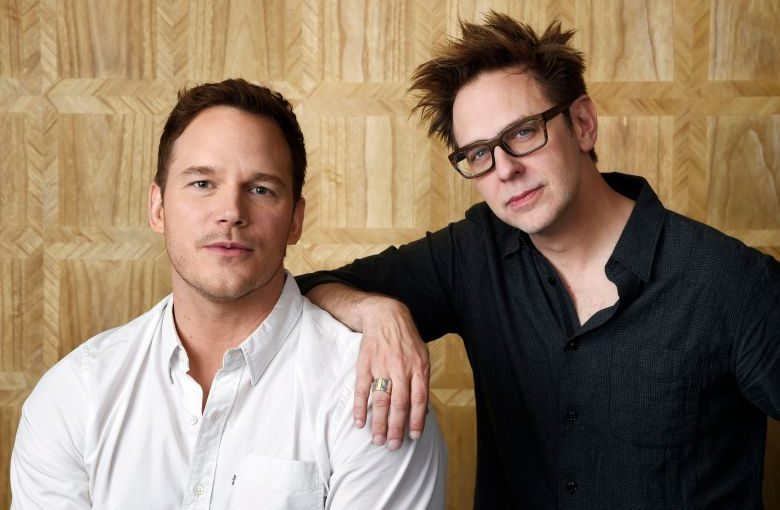 James Gunn Not Returning to 'Guardians of the Galaxy'