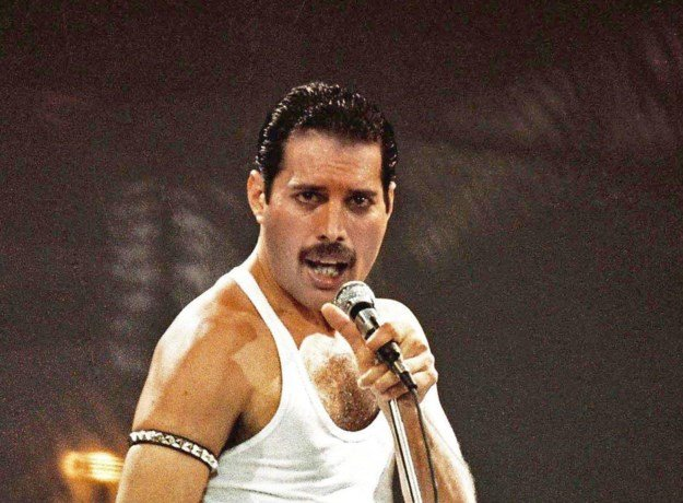 Rami Malek's Live Aid Performance as Freddie Mercury In 'Bohemian Rhapsody' Made completely freak out