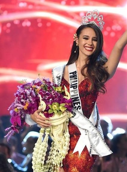Miss Universe Of 2018 Is… Miss Philippines!