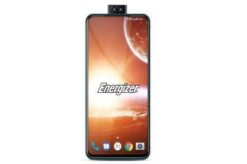 Unveiled – Energizer mobile with the most powerful battery in the world