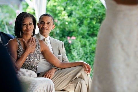 "Michelle Obama – We Went For Marriage Counselling to ""Fix"" Obama"