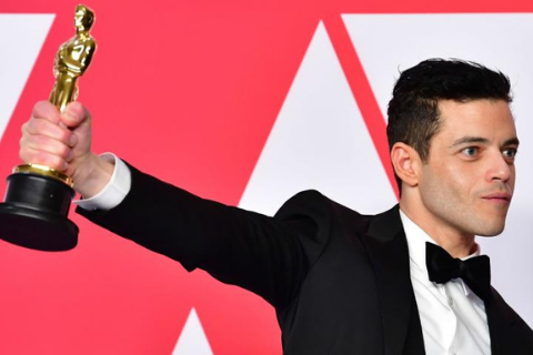 Oscar winning actor, Rami Malek may play the villain in Bond Movies