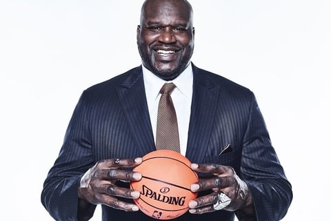 N.B.A Legend Shaquille O'Neal joins Papa John's board