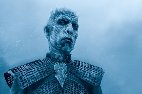 The Spiral Symbol of the White Walker Explained by G.O.T Writer