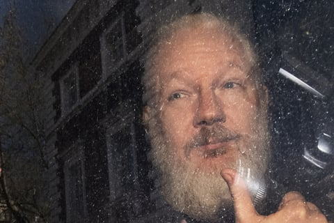 British Court Jailed Julian Assange, WikiLeaks Founder, For Almost a Year Due to Breaching Bail