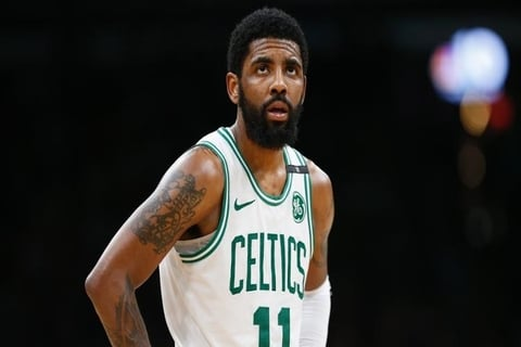 Unknown Player from the Celtics Said 'He's Hard to Play With. It's All About Him' About Kyrie Irving