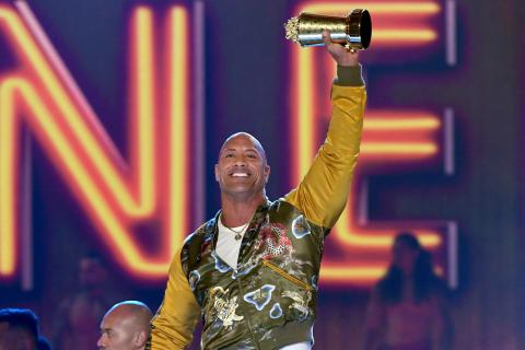 The winners' list of the MTV Movie & TV Awards