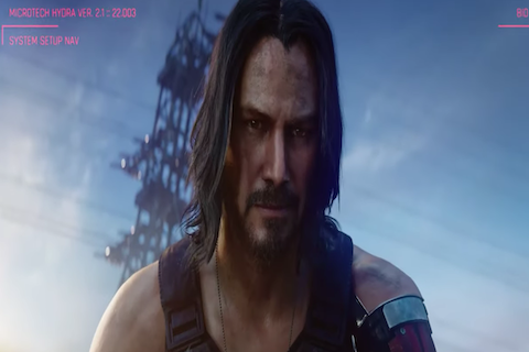 'Cyberpunk 2077' Revealed Their Star in E3 2019