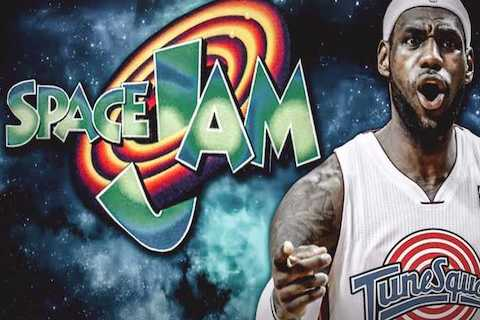 Space Jam 2 Is in Production