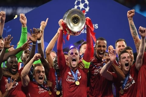 Liverpool won the Champions League with 2:0 win over Tottenham