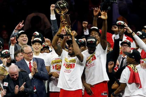 The Toronto Raptors Won The NBA Championship!