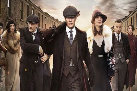 Peaky Blinders' Season 5 is Almost Completed