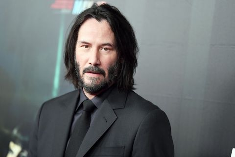Do You Think Keanu Reeves Might Become a Disney Prince?