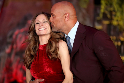 Rock Solid Relationship – Dwayne 'The Rock' Johnson Married Laura Hashian