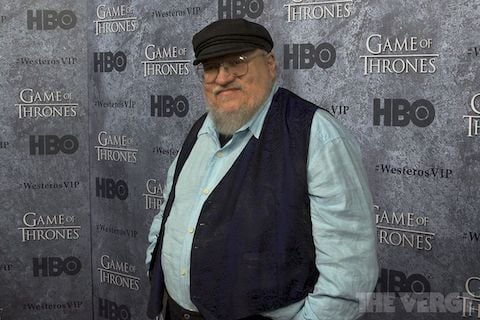 George R.R Martin, The Author and Creator of 'Game Of Thrones' With An Important Message To The Fans