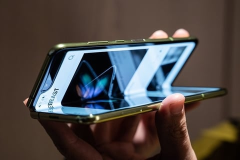 Samsung Galaxy Fold Will Be Released Soon