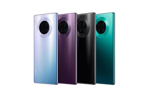 Huawei Announced the New Mate 30 Pro