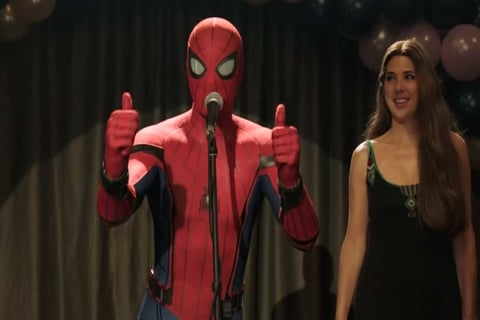 Spider-Man is back to the MCU!