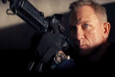 'No Time To Die' The New James Bond Trailer Just Dropped
