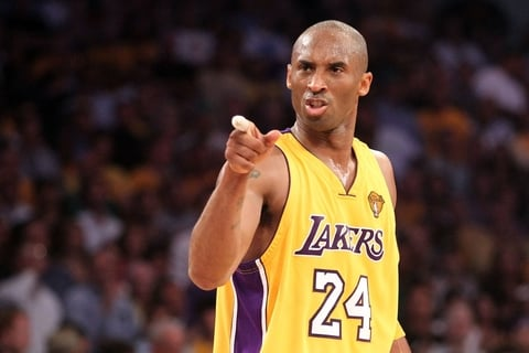 NBA Players Honors Kobe Bryant